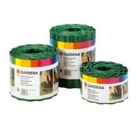 Бордюр зеленый 9 см, 9 м Gardena 00536-20.000.00