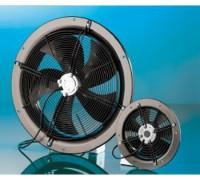 Настенный осевой вентилятор Dospel WOS 400