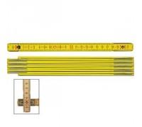 Складной метр Stabila тип 600, деревянный тип 617