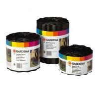 Бордюр черный 20 см, 9 м Gardena 00534-20.000.00