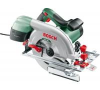 Ручная дисковая пила PKS 66 A Bosch 0603502022