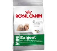 Royal Canin  Mini Exigent Корм для собак, привередливых в питании 2kg.