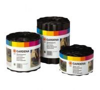Бордюр черный 9 см, 9 м Gardena 00530-20