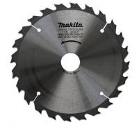 Пильные диски 260х30х100 для алюминия B-04167 Makita