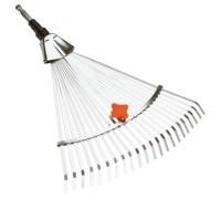 Грабли веерные регулируемые 30-50 см Gardena 03103-20