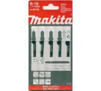 Пилка для лобзика HCS B10S 65 см (5 шт) по дереву (5шт) 792691-8 Makita