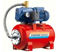 Гидрофор с цилиндрической емкостью технополимер раб. колесо Pedrollo 2CPm 25/140HX-100CL