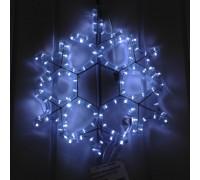 Контур светодиодный Снежинка PHA-024, 45*37,5 см