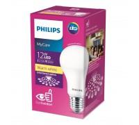 Лампа Philips LEDBulb 12W E27 3000K 230V 1CT/12 (929001916137)