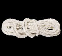Веревка хб, D 14 мм, L 11 м, крученая, 370 кгс СИБРТЕХ 94003