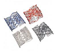 Набор из четырех заколок «ИЗИ КОУМ» (Easy Combs) KZ 0200