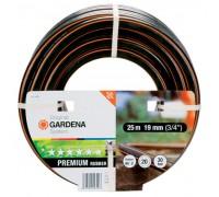 "Резиновый шланг Premium 19 мм (3/4"") х 25 м Gardena"