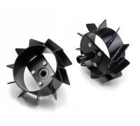 Комплект металлических колес (HB 445, 445R, 585, VH660) Viking AMRO 30