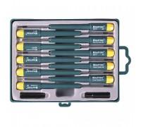 Набор KRAFTOOL Отвертки для ремонта мобильных телефонов, 12 предметов