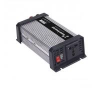 Инвертор 8300N DC12V/AC300VA 220V