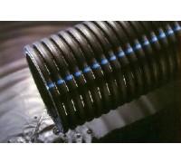 Дренажная полиэтиленовая гофрированная труба 160мм с фильтр.эл. EN 50086-2-4 (за 1пм)