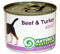 NP Dog Adult Beef&Turkey 400g dog food
