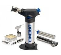 Паяльная лампа F0132200JA Dremel VERSAFLAME 2200, 0.227 кг, пьезо-воспламенение, время горения 75-90