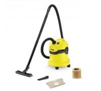 Пылесос сухой и влажной уборки MV 2 Filter Kit (патронный фильтр в комплекте) 1.629-764.0