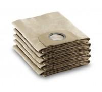 Бумажные фильтр-мешки (5 шт) для WD 4.200, WD 5.400 6.904-409.0