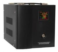 Стабилизатор PC-SVR 3000VA Верт. (Эл.) черный