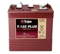 T125+ 6V Батарея с жидким электролитом
