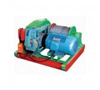 Лебедка электрическая JK 5 г/п 5 т, длина троса 200 м