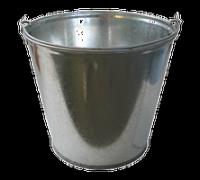Ведро нерж. 1,3 л., глубина - 15 см., диаметр - 18 см. 5561 Worth