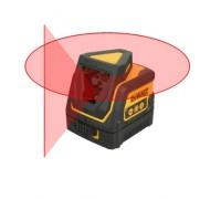 Самовыравнивающийся лазерный уровень с перекрестием DW0811-XJ