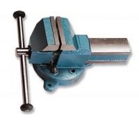 Тиски слесарные, 140 мм, поворотные (Глазов)  18667