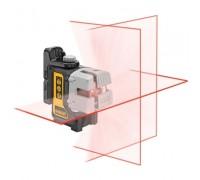 Самовыравнивающийся трехплоскостной лазерный уровень DW089K-XJ