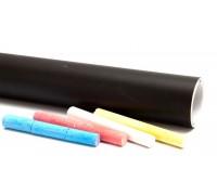 Стикер настенный для рисования мелом «BACK TO SCHOOL» DE 0063