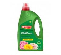 Удобрение для роз и хризантем Bona Forte Красота 285 мл минеральное жидкое комплекное