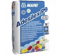 Клей для керамической плитки Adesilex P9 серый 25кг