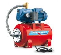 Гидрофор с цилиндрической емкостью латун. раб. колесо Pedrollo JSWm/15M - 24CL