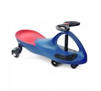 """Машинка детская, """"БИБИКАР"""" с полиуретановыми колесами, синяя DE 0045"""