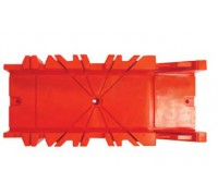 Стусло, 300 х 90 мм, пластиковое, 4 угла для запила MATRIX 22547