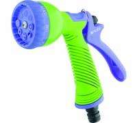 Пистолет-распылитель, 8-режимный, эргономичная рукоятка   PALISAD 65150