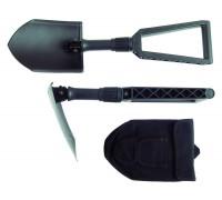 Лопата универсальная складная, сапёрная Fiskars 131320