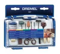 Набор насадок многофункциональный Dremel 687
