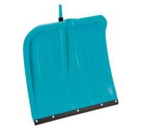 Лопата для уборки снега 50 см c пластиковой кромкой Gardena 03241-20