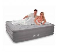 Кровать ортопедическая двуспальная Intex 152*203*46