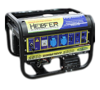 Helpfer электростанция FPG-1500E1