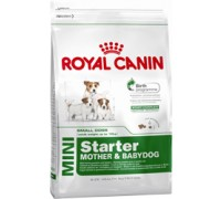 Сухой корм Royal Canin Mini Starter M&B 16 kg