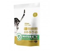 Natures Protection Kitten 400g cat food