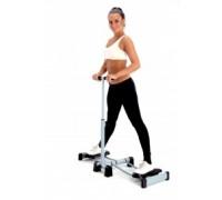 Тренажер для мышц ног с роликовыми платформами «СТРОЙНЫЕ НОГИ» компактный Leg Magic Mini SF 0059