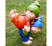 Садовая фигурка Детки MG2387700(С7)