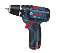 Акк.шуруповерт Li-Ion Bosch GSR 10.8-2-LI 0601868100