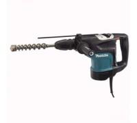Перфоратор SDS-MAX Makita HR4501C, 220В, 1350Вт, D45мм, 13Дж, 130-280 об/мин, 1250-2750 уд/мин, чемодан, 8.2 кг