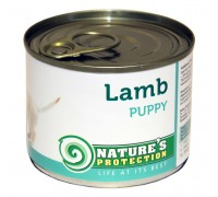 NP Puppy Lamb 200g dog food
